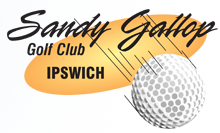 Sandy Gallop Golf Club Ipswich